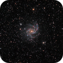 NGC6946 The Fireworks Galaxy,                                Stephen Kirk