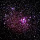 NGC 3372 ( Eta Carinae),                                Augusto