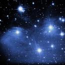 M45 Pleiadi,                                Daniele Viarani