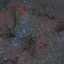 IC1396,                                Frédéric Mahé