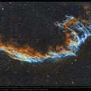 Veil Nebula East,                                Andre van Zegveld