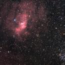 La Bulle - NGC 7635,                                Le Mouellic Guillaume