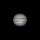 Jupiter Io & GRS Transit Animation,                                Christopher Illidge