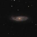 Galaxy field around star HR 5677 (NGC 5893, 5895, 5896, 5899, 5900),                                lowenthalm