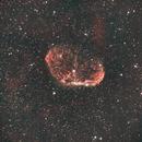NGC 6888,                                Brandon Eady