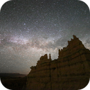 Bryce Canyon at night,                                Onur Atilgan