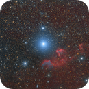 IC 59/63 The Ghost of Cassiopeia in HaRGB,                                Bernhard Zimmermann