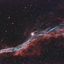 NGC 6960,                                AstronoSeb