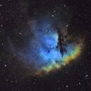 NGC281 Pacman Nebula,                                Martin Dufour