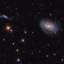 NGC 4725 Galaxy and neighbours,                                Florian_Pieper