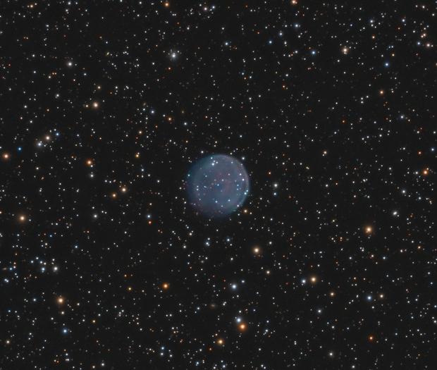 Abell 61 (PK 077.6+14.7),                                Boris US5WU