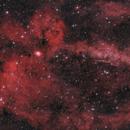 Lobster Claw Nebula,                                Morris Yoder