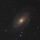 M81 Bode's Galaxy,                                Nicolas Schyns