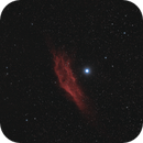 California Nebula in wide field,                                AstroMarcin