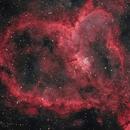 IC1805 - The Heart Nebula - OSC,                                Álmos Balási
