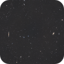 A Spindle & a Splinter - Messier 102 and friends,                                Antoine Grelin