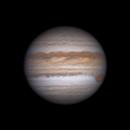 Jupiter and GRS 29-Jun-2019,                                Rouzbeh