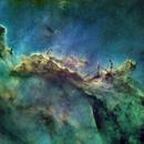 NGC6188 - Head of the Northern Dragon,                                John Ebersole