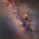 The Milky Way,                                attyyRXZ