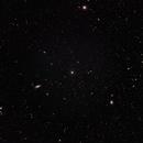 M89 Galaxy Cluster,                                Mark Minor