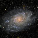 M33 - ASTRAC,                                Galanionn