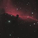 The Horsehead Nebula IC434,                                iVac