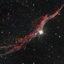 West Veil Nebula,                                Greg Polanski