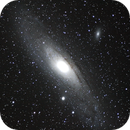 Andromeda Galaxy, M31,                                Russell Valentine