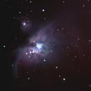 NGC 1976 Orion Nebula,                                Kristof Dabrowski