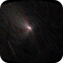 Gradient rotationnel du 13 decembre de la comete 46P,                                Exaxe
