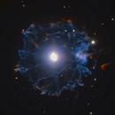 NGC 6543  - das Katzenauge / Cats Eye,                                Lars Stephan