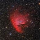 NGC281 - Pacman,                                Schicko