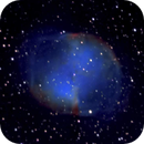 M27 The Dumbbell Nebula,                                Kevin Smith