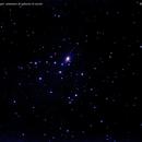 ngc6166 ammasso di galassie in ercole                                                 distanza 417milioni  A.L.,                                Carlo Colombo