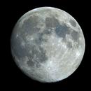 Mond in Farbe,                                Joschi