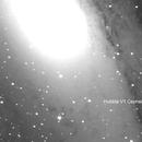 Variable 1 in M31,                                dcnikon