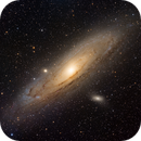 M31 - The Andromeda Galaxy,                                AllAboutRefractors