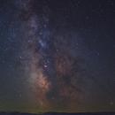 Milky Way Over Lake Huron,                                Gary Crawford