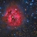 IC 1546 The Cocoon Nebula,                                tonyhallas