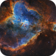 Heart Nebula,                                Adam Landefeld