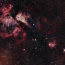 NGC 3372 - Carina Nebula,                                Cluster One Observatory