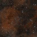 The Soap Bubble Nebula,                                Adam Jaffe