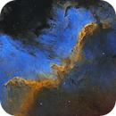 Cygnus Wall - North America Nebula,                                StockCarMafia