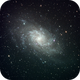 M33  - The Triangulum Galaxy,                                Insight Observatory