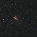 Swan Nebula,                                Juan González Alicea