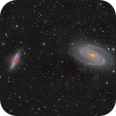 M81 & M82 Galaxies / 2020,                                Mikko Viljamaa