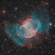 Messier 27 - Dumbbell Nebula,                                Riccardo Balia