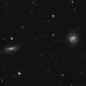 NGC 5713 & NGC 5719,                                Gary Imm