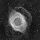 Helix nebula_Ha,                                Theodore Arampatzoglou