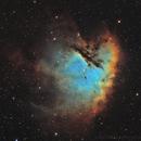 The Pacman Nebula,                                lefty7283